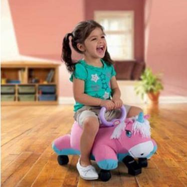 儿童毛绒玩具车现货 托儿所小泰克扭扭车可当抱枕彩盒装 厂家直销