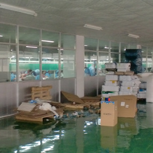 深圳布吉李朗厂房装饰公司厂房彩钢板隔断隔墙