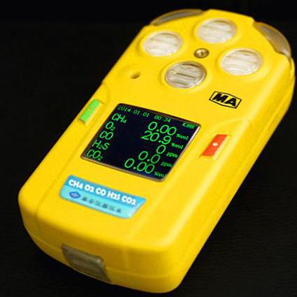 批发本安型五合一气体检测仪CD5