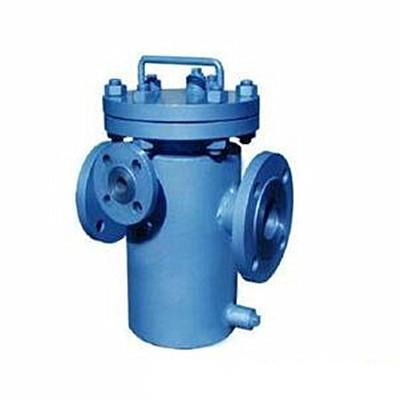 徐州艾迪SRB-J型碳钢蒸汽保温篮式过滤器夹套防寒图片