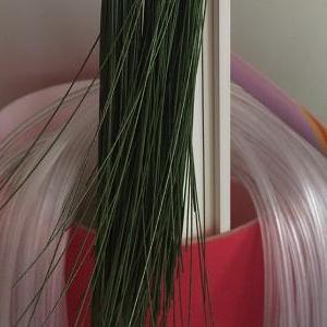PP塑料扫把丝挤出机生产线 圣诞树圆针丝生产机器设备