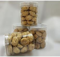 燕麥酥餅干懷舊零食進口食品批發散稱餅干膨化燕麥酥70克一包