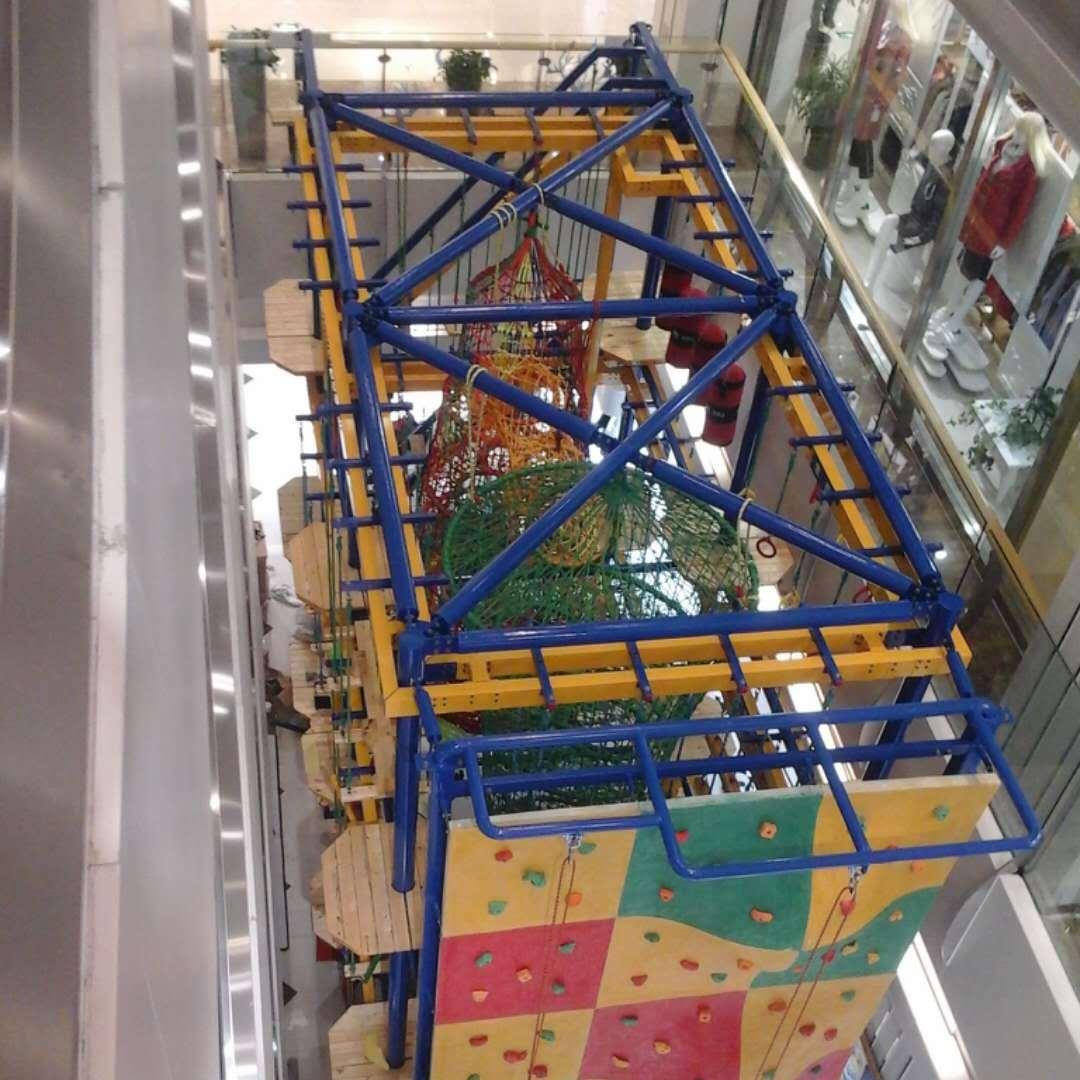 儿童攀爬架 爬网 攀岩大型游乐设备