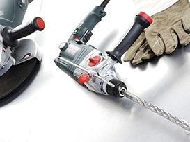 西安牧田电动工具电锤详解电锤钻头特点