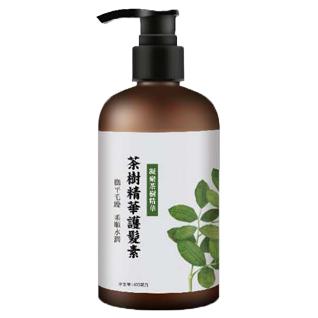 月牙湖 天然茶树精华护发素