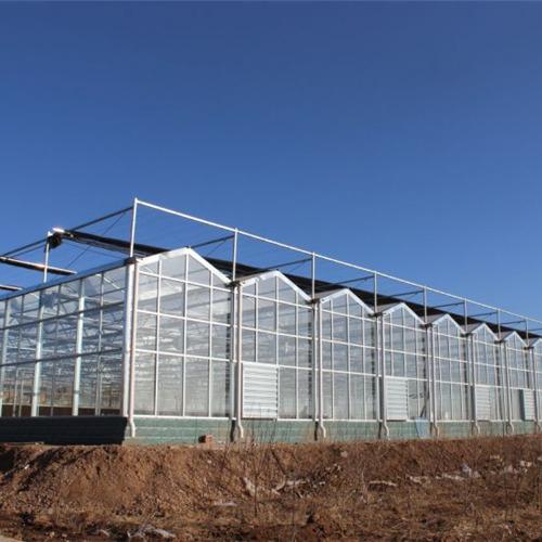 江苏  智能玻璃温室蔬菜花卉大棚  厂家直营