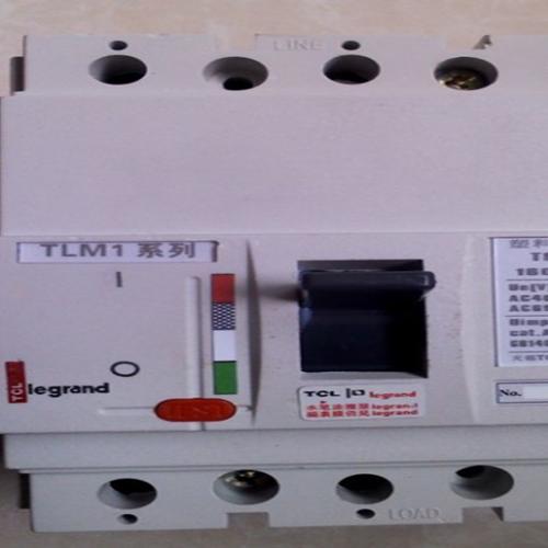供应TCL 罗格朗TLM1-400 3P TLM1-800 3P塑壳断路器