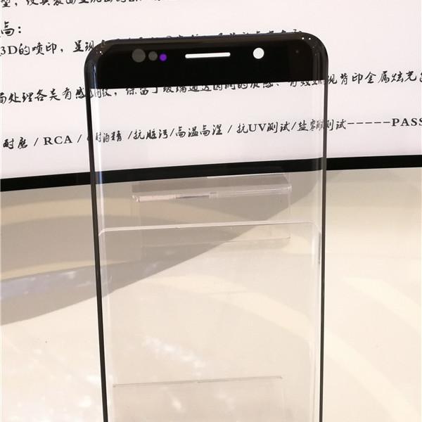 华为VIVOX6  OPPO手机屏幕外屏玻璃原装盖板3D玻璃
