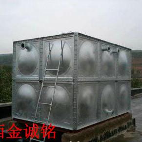 厂家直销热镀锌水箱