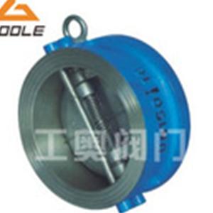 DH76X-10对夹蝶式止回阀水力控制防护