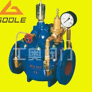 400X流量控制阀水力控制防护