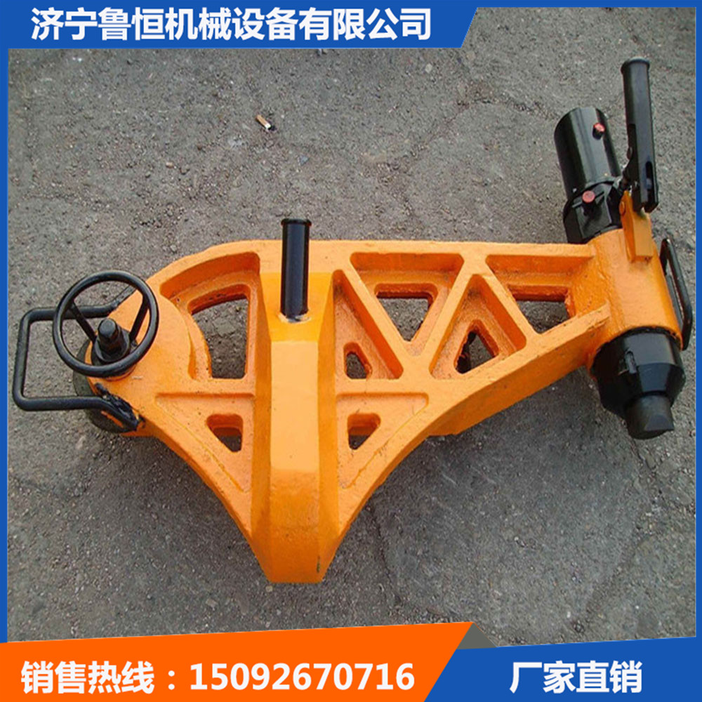 YZG-800液压直轨器 钢轨直轨器厂家直销