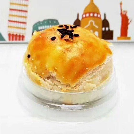 【年度爆款】老余叔蛋黄酥 实力手工烘焙点心 温暖你的味蕾 35元每盒