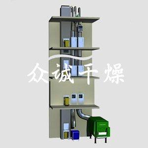 智能污物管道物流系统