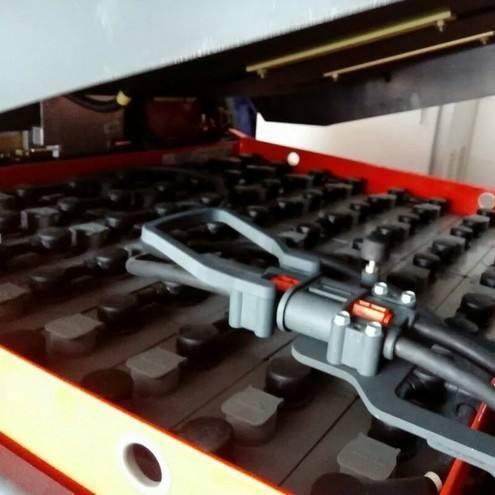 英国霍克叉车蓄电池组3PZS330厂家报价