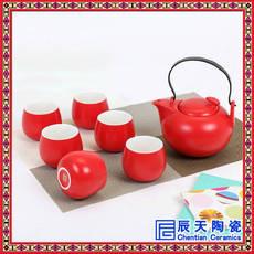 家用陶瓷功夫茶具套装 青花瓷功夫整套茶具茶杯套装泡茶家用