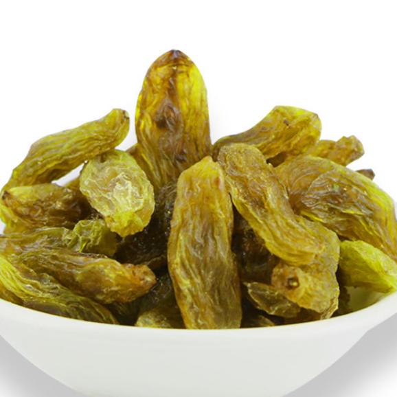 供应 吐鲁番绿马奶子葡萄干带籽绿葡萄干