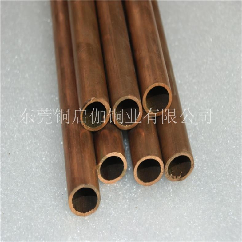 供应锡青铜管批发 C5210锡磷青铜管零售