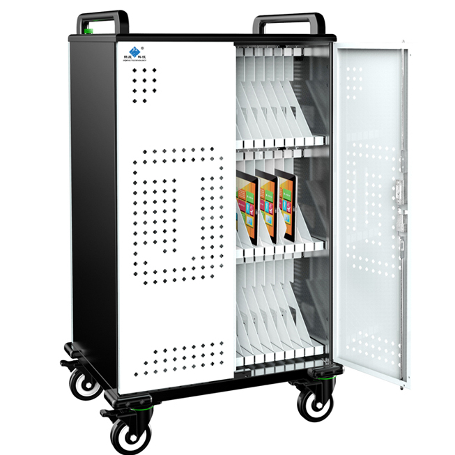 供應平板電腦充電柜  移動充電車  iPad充電柜 移動終端管理充電柜 PAD-JQ60