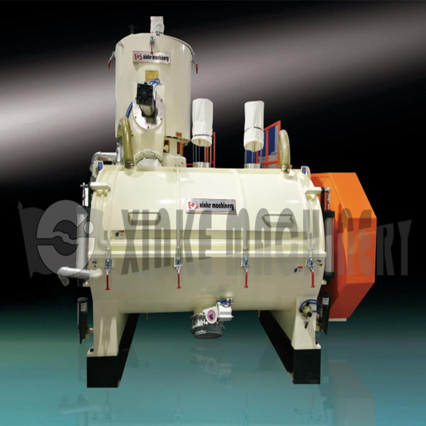GRH500-WL1600热冷混合机组