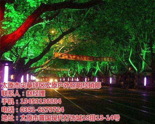 太原宏原户外照明(在线咨询),晋城照明亮化,建筑照明亮化工程