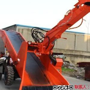 江苏的小型破碎锤扒渣机生产厂家120型隧道扒渣机