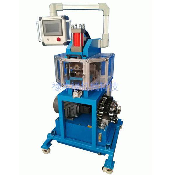 刹车油管端部成型机管端成型机端部成型机扩口机三工位墩头机