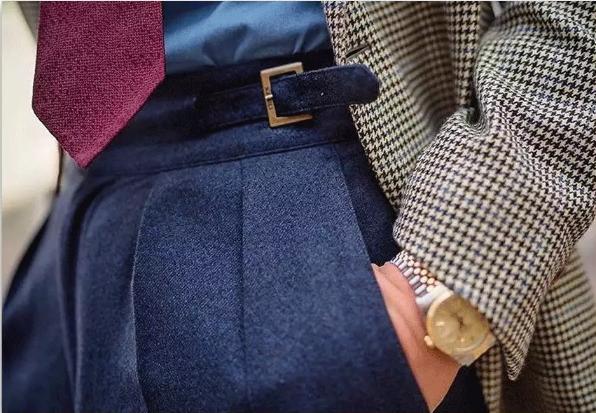 男裤网:一条让你腿变长、人变帅的完美裤型