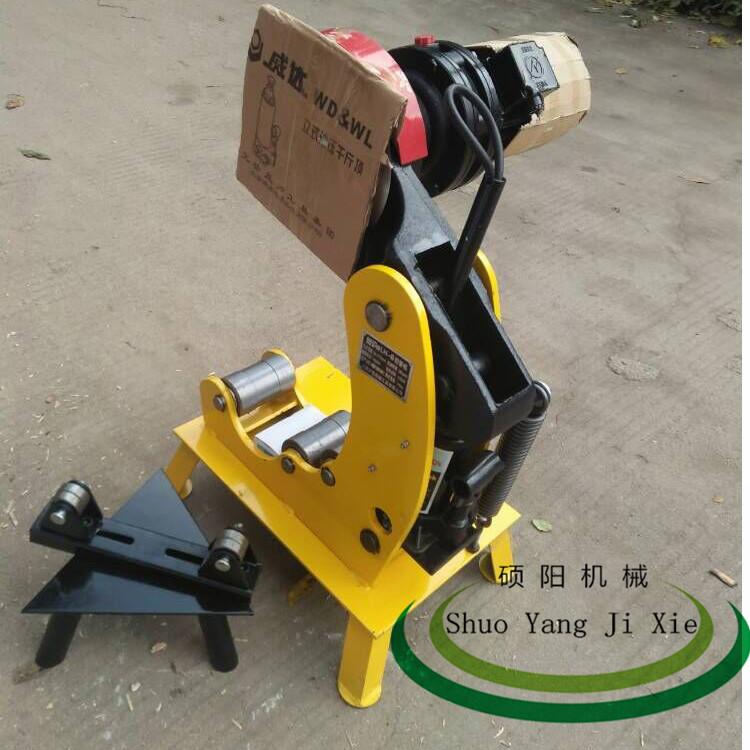 不锈钢电动切管机 消防管切割机生产厂家