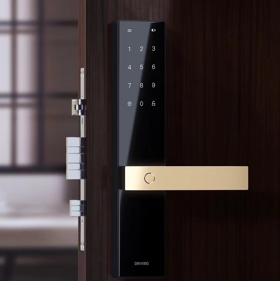 重庆家适康欧瑞博ORVIBO智能家居T1智能锁指纹锁密码锁远程授权