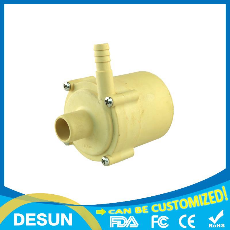厂家直销耐高温100℃24v 食品级微型水泵DS6003HF