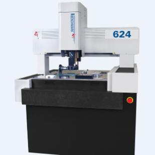 大容量运输三轴式影像测量仪VIEW Benchmark 624
