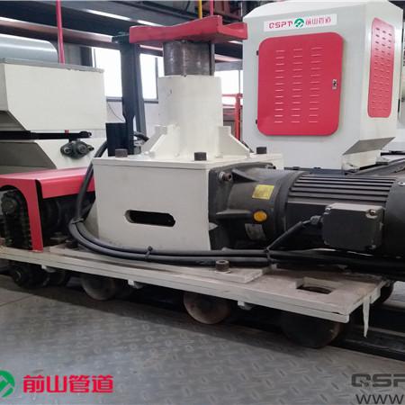 管道横向物流输送系统 管道横向物流输送 上海前山供