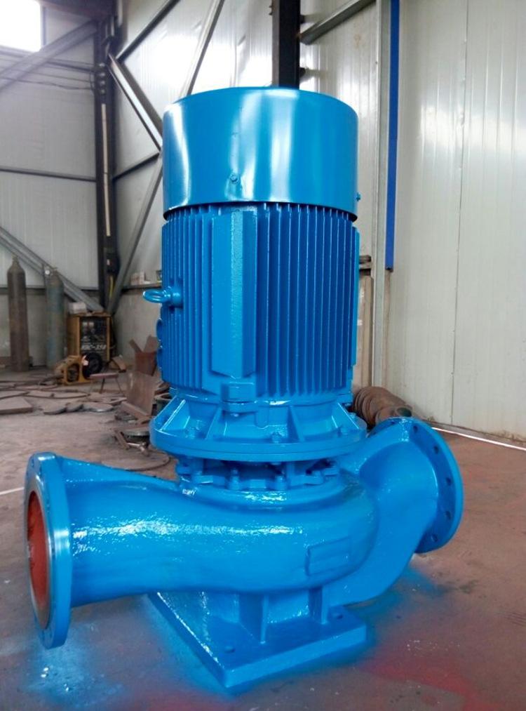 立式单级管道离心泵发展现状简略分析