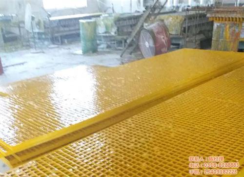 玻璃钢盖板_华强科技(图)_玻璃钢格栅盖板