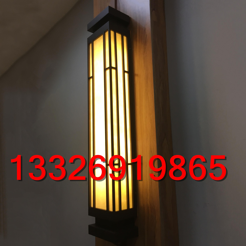户外壁灯订制防水不锈钢外墙壁灯别墅工程壁灯新中式壁灯批发厂家