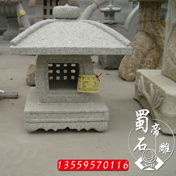 供應直銷石雕景觀石燈籠庭院 寺廟古建燈籠