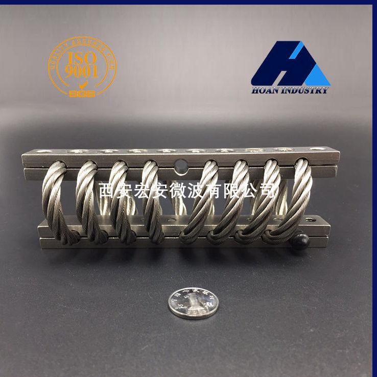 发动机减震缓冲—JGX-0648D-45A型钢丝绳隔振器