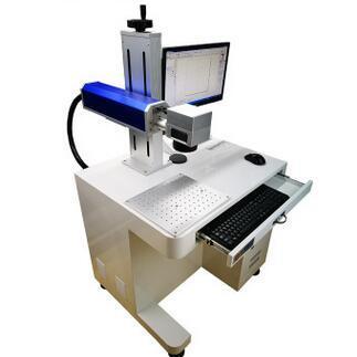 供应 厨房设备不锈钢制品激光打标机