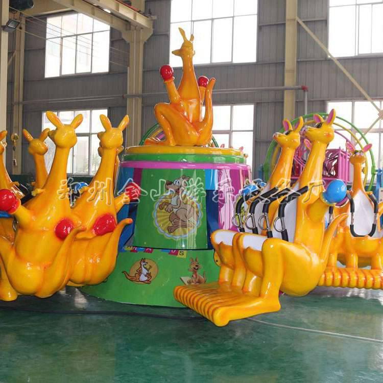 袋鼠跳游乐设备批发商  欢乐袋鼠跳设备参数