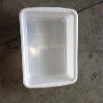 咸阳塑料食品方盆延安塑料地台板汉中塑料周转箩供应商