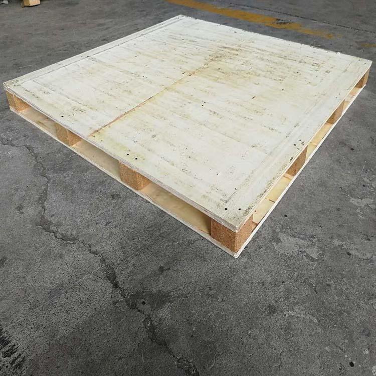 市南厂家供应胶合板托盘出口免熏蒸价格环保级无虫害可定做