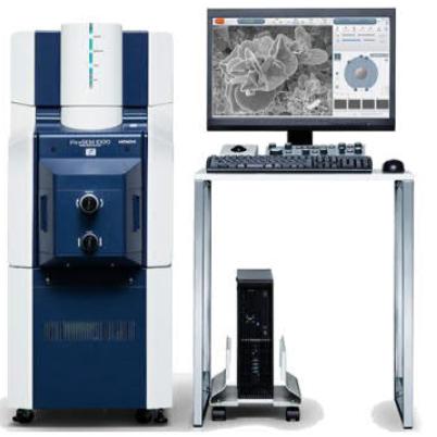 日本进口日立 FlexSEM1000紧凑型扫描电镜