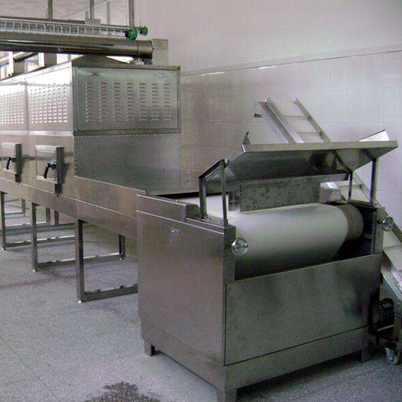 石家庄宏涛科技葡萄糖微波烘干干燥设备