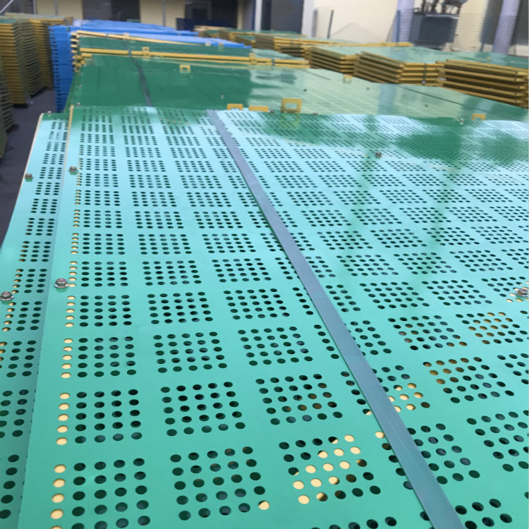 专业生产高层建筑安全防护网 爬架网片 冲孔爬架网