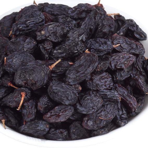 新疆特产黑加仑葡萄干 黑葡萄提子干葡萄干