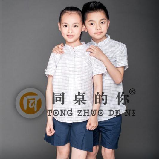 """校服生产厂家我们是专业的——江苏圣澜""""同桌的你"""""""