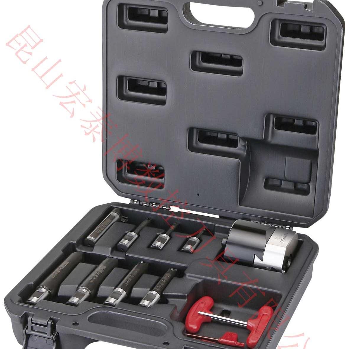 供应现货台湾RBH原装进口CBH2084微调镗刀套组