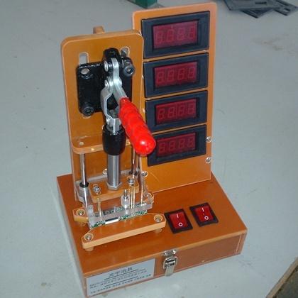 移动电源PCB板卡测试治具