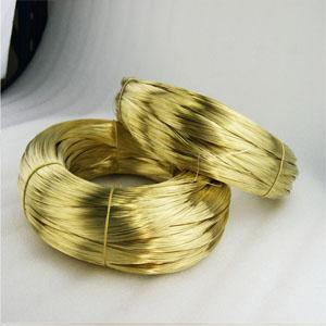 专业生产慢走丝黄铜线H85黄铜线